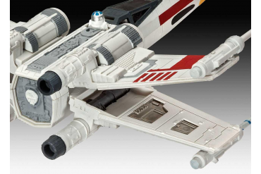 Plastic ModelKit SW 03601 - X-wing Fighter (1:112)