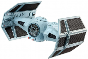Star Wars - Dath Vader´s TIE Fighter (1:121) - 03602