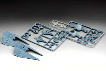Plastic ModelKit SW 03603 - TIE Interceptor (1:90)