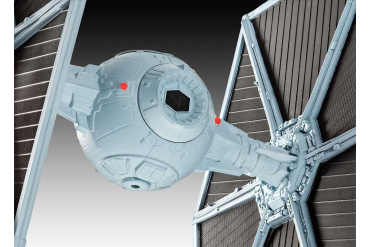 Plastic ModelKit SW 03605 - TIE Fighter (1:110)