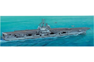 Model Kit loď 5533 - U.S.S. RONALD REAGAN CVN-76 (1:720)