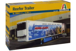 REEFER TRAILER (1:24) - 3904