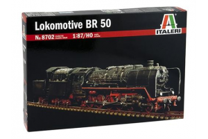 Model Kit lokomotiva 8702 - Lokomotive BR50 (1:87 / HO)