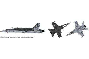 """Model Set letadlo 71016 - 1:72 F/A-18 C/D """"WILD WEASEL"""" (1:72)"""