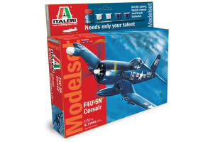 Model Set letadlo 71044 - 1:72 F4U-5N Corsair (1:72)