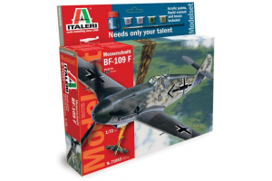 BF-109F (1:72) - 71053