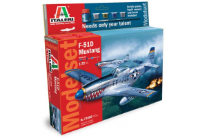 F-51 D Mustang (1:72) - 71086