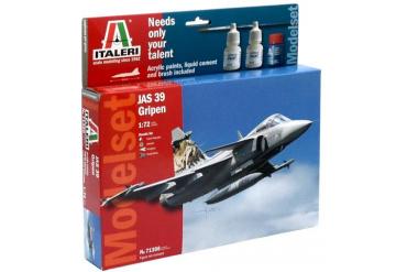 Model Set letadlo 71306 - 1:72 JAS 39 GRIPEN (1:72)