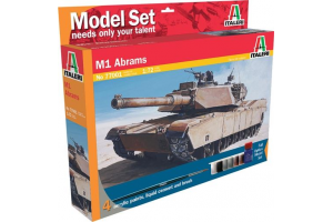 M1 Abrams (1:72) - 77001