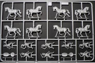 Model Kit figurky 6028 - ROMAN CAVALRY (I-II CENTURY B.C.) (1:72)
