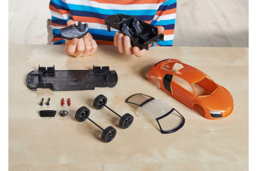 Build & Play auto 06111 - Audi R8 (1:25)