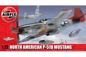 Classic Kit letadlo A01004 - North American P-51D Mustang (1:72)