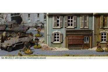 Model Kit diorama 6116 - OPERATION COBRA 1944 (1:72)