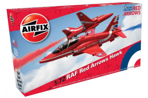 RAF Red Arrows Hawk (1:72) - A02005C