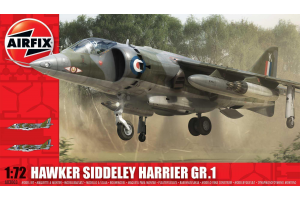 Hawker Siddeley Harrier GR1 (1:72) - A03003