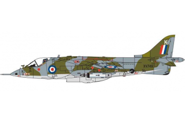 Classic Kit letadlo A03003 - Hawker Siddeley Harrier GR1 (1:72)