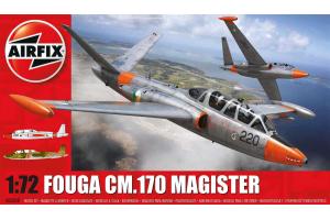 Fouga Magister (1:72) - A03050