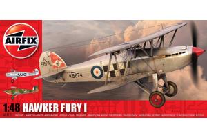 Hawker Fury (1:48) - A04103