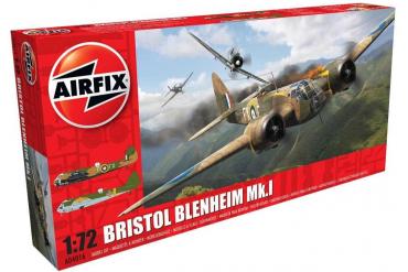 Classic Kit letadlo A04016 - Bristol Blenheim MkI (Bomber) (1:72)