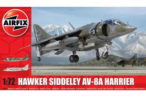Harrier AV-8A (1:72) - nová forma - A04057