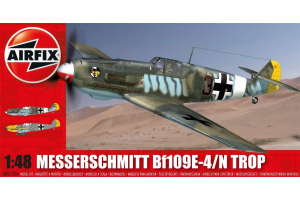 Messerschmitt Bf109E- Tropical (1:48) - A05122A