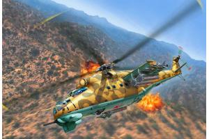 Mil Mi-24D Hind (1:100) - 04951