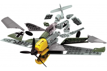 Quick Build letadlo J6001 - Messerschmitt 109