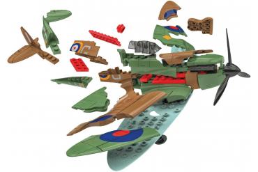 Quick Build letadlo J6000 - Supermarine Spitfire