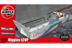 Higgins LCVP (1:72) - A02340