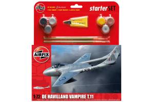 De Havilland Vampire T11 (1:72) - A55204