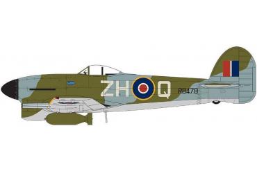 Starter Set letadlo A55208 - Hawker Typhoon Ib (1:72)