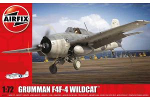 Grumman Wildcat F4F-4 (1:72 )- nová forma - A55214