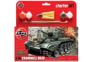 Cromwell Cruiser Tank (1:76) - A55109