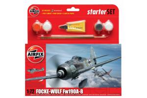 Focke Wulf Fw190A-8 (1:72) - A55110