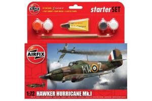 Hawker Hurricane Mk1 (1:72) - A55111