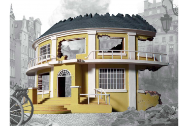 Classic Kit budova A75015 - Polish Bank (1:72)