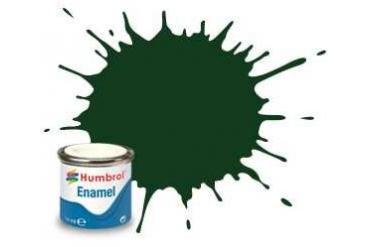 Humbrol barva email AA0031 - No 3 Brunswick Green - Gloss - 14ml