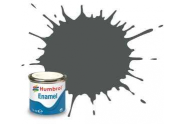 Humbrol barva email AA0299 - No 27 Sea Grey - Matt - 14ml