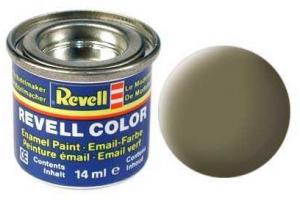 Barva Revell emailová - 32139: matná tmavě zelená (dark green mat)