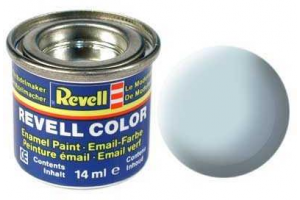 49: matná světle modrá (light blue mat) - Email