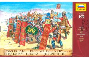 Wargames (AoB) figurky 8006 - Persian Infantry (re-release) (1:72)