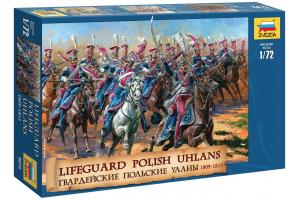 Wargames (AoB) figurky 8075 - Polish Uhlans (1:72)