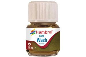 Humbrol barva email AV0207 - Wash - Sand 28ml