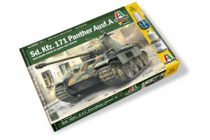 Wargames tank 15652 - Sd. Kfz. 171 PANTHER AUSF. A (1:56)
