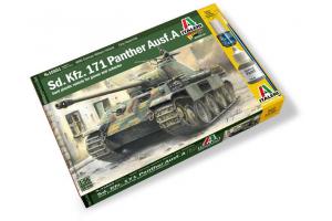 Wargames tank 15652 - Sd. Kfz. 171 PANTHER AUSF. A (1:56)