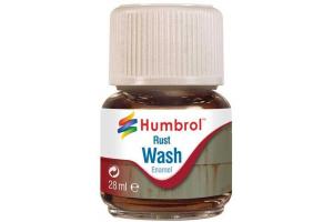 Humbrol barva email AV0210 - Wash - Rust 28ml