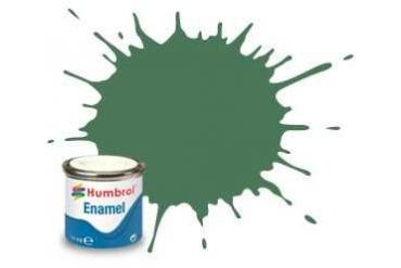 Humbrol barva email AA1119 - No 101 Mid Green - Matt - 14ml