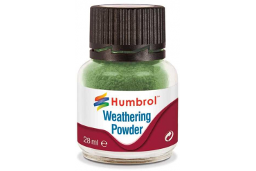 Humbrol Weathering Powder Chrome Oxide Green AV0005 - pigment pro efekty 28ml