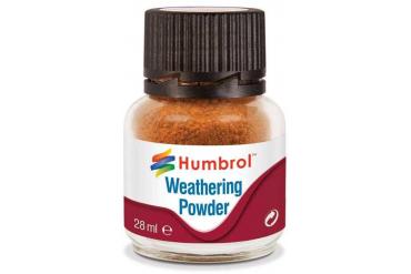 Humbrol Weathering Powder Rust  AV0008 - pigment pro efekty 28ml