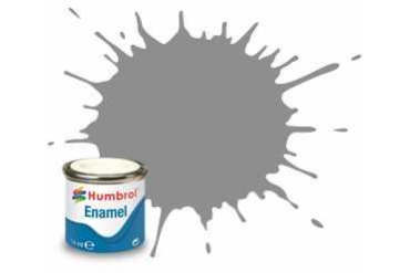 Humbrol barva email AA1393 - No 126 US Med Grey - Satin - 14ml